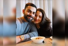 Virat Kohli shares a happy picture with Anushka Sharma as they enjoy a lunch date in London - Times of India