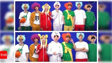 WATCH: BTS drops hilarious new 'Butter' music video; prove they take their props very seriously - Times of India