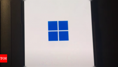 Watch: 2-year old OnePlus phone running Windows 11 - Times of India