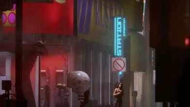 Watch the action-packed trailer for the new anime 'Blade Runner' series