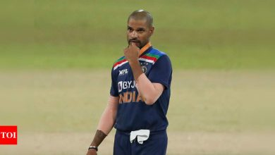 We will try out new guys but will experiment only after ensuring series win: Shikhar Dhawan   Cricket News - Times of India
