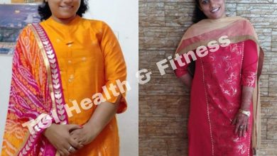 """Weight loss story: """"I minimized white food from my diet while Intermittent Fasting""""  