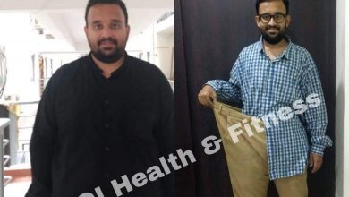 """Weight loss story: """"I replaced rice with millets and lost a massive 60 kilos in a year""""    The Times of India"""