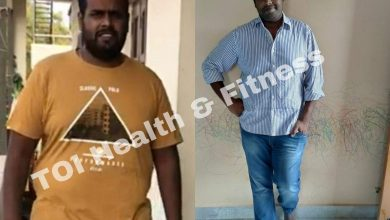 """Weight loss story: """"I swapped rice and wheat with traditional grains and managed to lose 26 kilos""""  