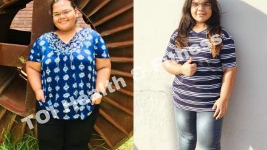"""Weight loss story: """"I was always the biggest person in the room!""""  