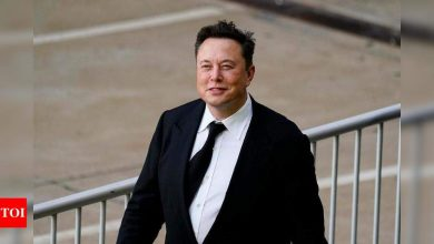 What Elon Musk said on he wanting to be Apple CEO after selling Tesla - Times of India