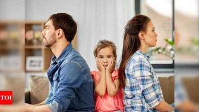 What children want from their parents during and after a divorce? - Times of India