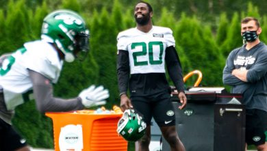 Where Jets stand in complicated Marcus Maye contract talks