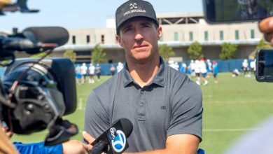 Why Drew Brees knows he's not coming out of retirement