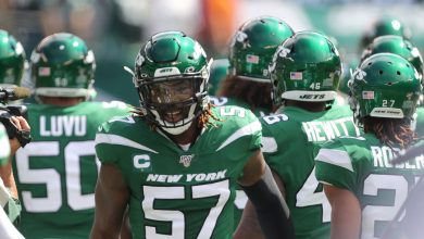 Why Jets' C.J. Mosley is essentially in a contract year