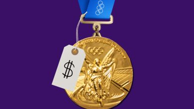 Why some Olympic athletes have had to sell their gold medals