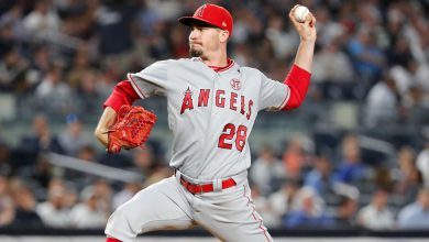 Yankees acquire Andrew Heaney from Angels before MLB trade deadline
