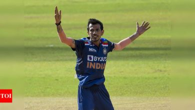 Yuzvendra Chahal looks to perform 'at every given opportunity' to secure T20 World Cup spot   Cricket News - Times of India