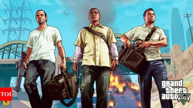 gta 6:  This could be your first look at GTA 6 - Times of India