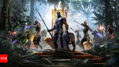 marvel's avengers:  Marvel's Avengers: Black Panther's War for Wakanda expansion to come in August - Times of India