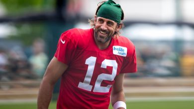 'Aaron Rodgers will be a New Orleans Saint' next year, ex-teammate claims