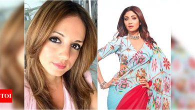 'No force more powerful than a woman determined to rise' states Shilpa Shetty in her latest post; Here's what Sussanne Khan has to say - Times of India