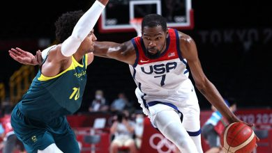Kevin Durant leads Team USA into gold-medal game