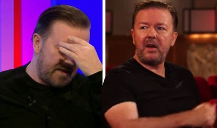 Ricky Gervais reacts to viral video where guest brands him 'so ugly' - 'Cheeky c***s!'