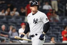 Yankees' Clint Frazier takes big step in rehab process