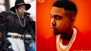 Why Nas fans are tearing up over Lauryn Hill on 'King's Disease II'