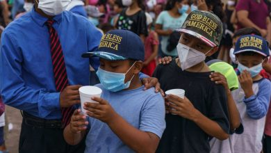 US Security Officials in Mexico for Migration Talks as Arrivals at Border Climb