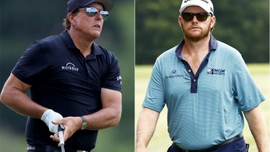 Harry Higgs to test Phil Mickelson's trash talk in tweet-sparked match