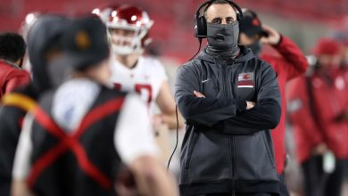 WSU coach Nick Rolovich may be forced by state to receive COVID-19 vaccine