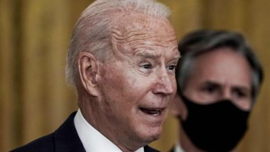 President Biden's Job Approval Ratings Drop as Covid Cases Rise and Crisis in Afghanistan Mounts