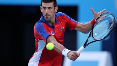 Rested Novak Djokovic going for history against diminished US Open field