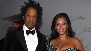 Beyoncé and Jay-Z Cozy Up in Glamorous Tiffany & Co. Campaign