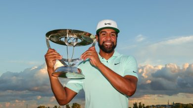 Tony Finau takes Northern Trust in playoff for first win since 2016
