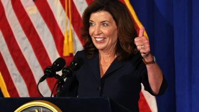 Nine Women Now Serve as Governors in US, Tying Record