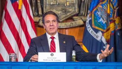 Cuomo's International Emmy for Daily COVID Briefings Rescinded Following Scandal