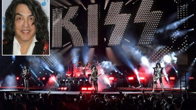 Kiss cancels show after Paul Stanley tests positive for COVID