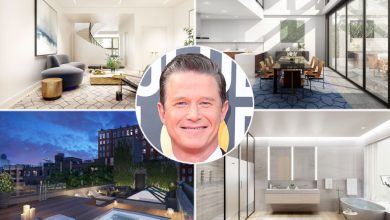NYC townhouse Billy Bush was forced to give up amid scandal to list for $16M