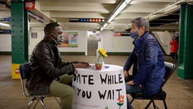 How one man turned his NYC subway talks with strangers into a TV show