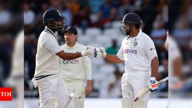 1st Test, Day 4: Ton-up Joe Root brings England back in game but India still hold aces in 209-run chase | Cricket News - Times of India