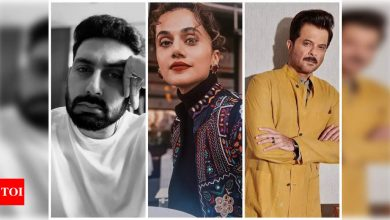 Abhishek Bachchan, Taapsee Pannu and Anil Kapoor: Bollywood stars celebrate India's 'amazing' hat-trick at 2020 Paralympics - Times of India