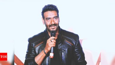 Ajay Devgn: I'm not scared about box office, it has never bothered me - Times of India