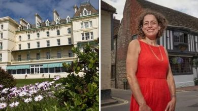 Alex Polizzi 'in agony' over housekeeper mistake regrets £2million luxury hotel purchase