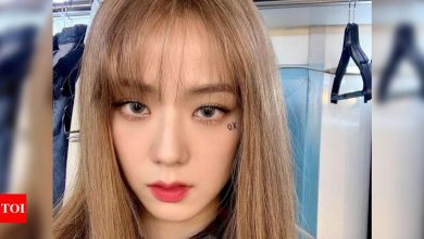 BLACKPINK's Jisoo goes blonde ahead of 5th debut anniversary - Times of India
