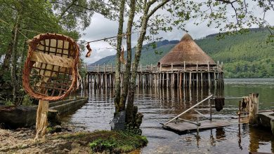 Cause of Crannog Centre fire on Loch Tay 'may never be known'