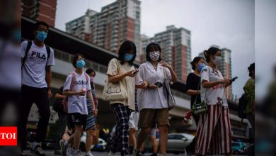 China keeps guard up as Covid outbreak enters 4th week - Times of India