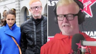 Chris Evans: Virgin Radio host 'in so much trouble' with wife after letting secret slip