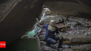 Death toll from Haiti earthquake rises to more than 700 - Times of India