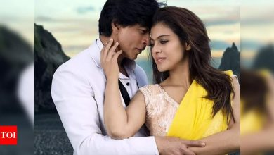 Did you know Shah Rukh Khan once told Aamir Khan he won't be able to work with Kajol for THIS reason? - Times of India