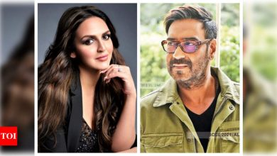 Esha Deol: Ajay Devgn and I have played so many pranks together - Times of India