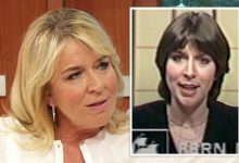 Fern Britton, 64, looks unrecognisable in throwback clip as TV star makes show debut