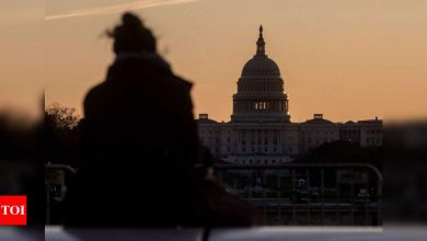 Four officers who responded to US Capitol attack have died by suicide - Times of India